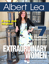 Find this feature and much more in the Fall issue of Albert Lea Magazine. Stop by the Tribune office for your free copy.