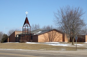 Ascension Lutheran Church is at 1101 U.S. Highway 69, Albert Lea. --Submitted