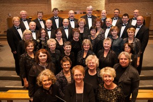 The Albert Lea Cantori's holiday concert will be at 3 p.m. Nov. 24. --Submitted