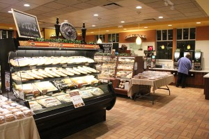 The Kwik Trip on Bridge Avenue is more spacious than the other two of its kind in town and features all of the same options of food and other goods.