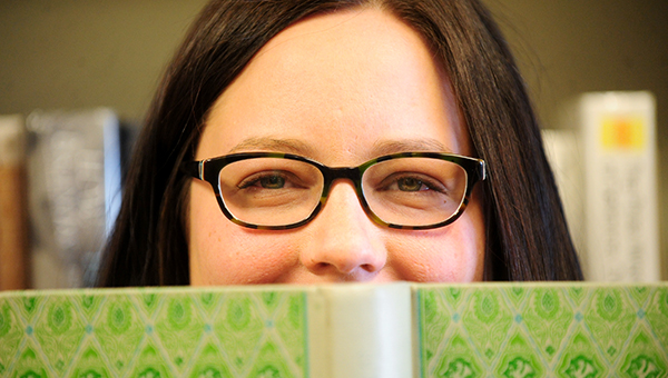 Photo of Angie Barker by Brandi Hagen