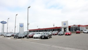 Dave Syverson Auto Center is at 2310 E Main St. in Albert Lea. -- Brandi Hagen/Albert Lea Tribune