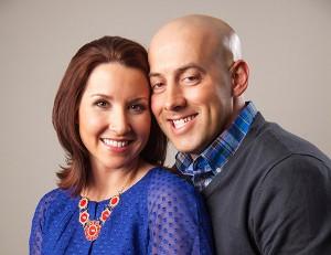 Laura Dillavou and Joshua Sprague