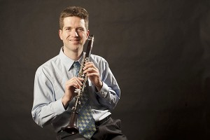 Blake McGee is a clarinetist and assistant professor at the University of Wyoming. McGee began his teaching career in Minnesota. – Provided