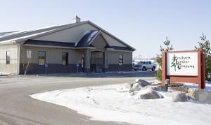 Freeborn Lumber Co. is at 971 W. Plaza St. in Albert Lea. – Sarah Stultz/Albert Lea Tribune