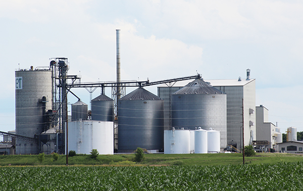 An explosion at the Poet Biorefining plant, 15300 780th Ave., south of Albert Lea, injured two people early Sunday morning. Authorities are still investigating the cause. - Sarah Stultz/Albert Lea  Tribune