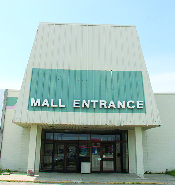 Negotiations have started again for the potential purchase of the Oak Park Mall in Austin. - Jason Schoonover/Albert Lea Tribune