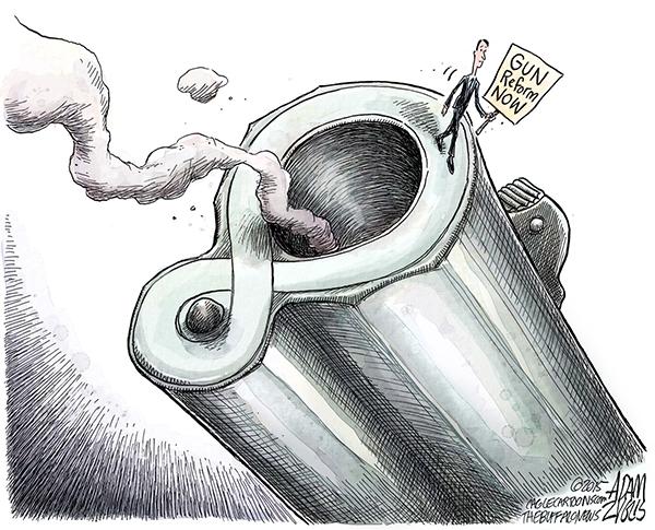 US Gun Deaths