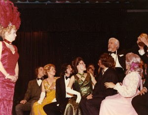 "Joan Muschler, left, played the lead in ACT's ""Hello Dolly!"" in 1973. Muschler will perform one of her songs from the 1973 production at ACT's ""Golden Gala: On Stage"" Saturday at the Marion Ross Performing Arts Center. - Photo courtesy of the Freeborn County Historical Society"