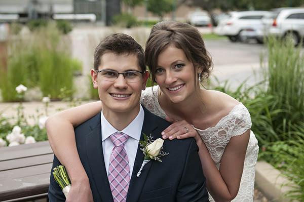 Kate Buringa & Christopher Weniger