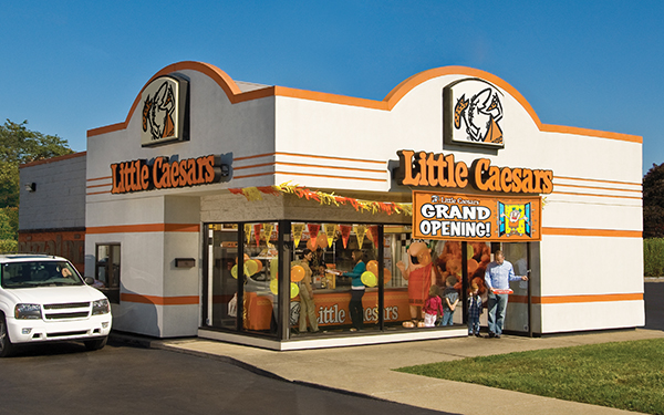 Little Caesars is looking for a local entrepreneur to open a franchise in Albert Lea. - Provided