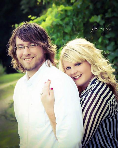 Elisa Haacke and Donald Graves