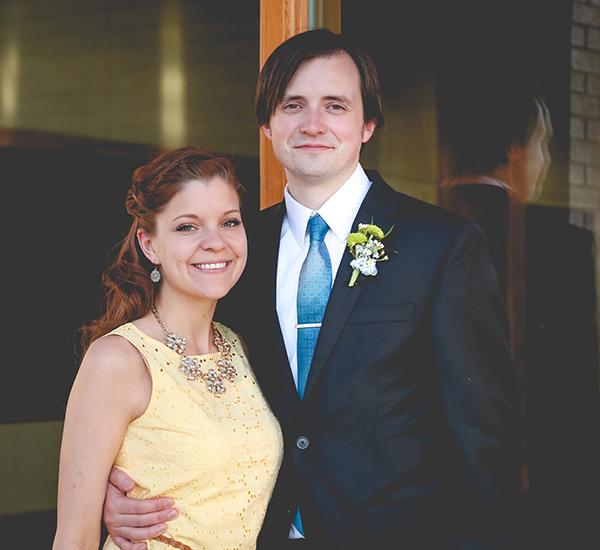 Emma Jane Specker Wey & Dane Patrick Andersen