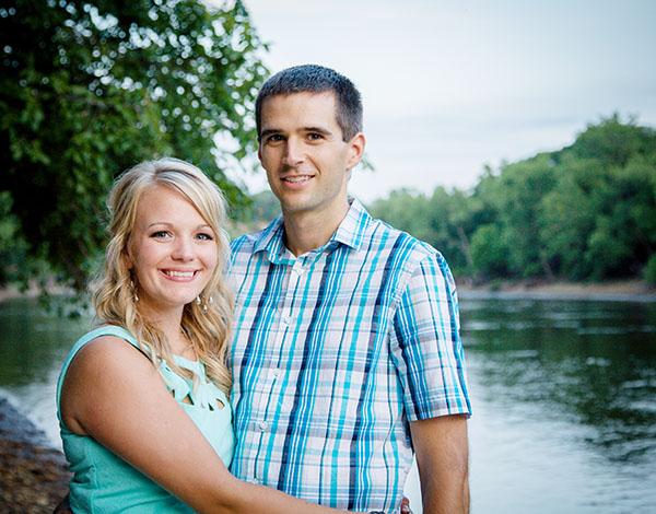 Holly Bohlen & Travis Heidebrink