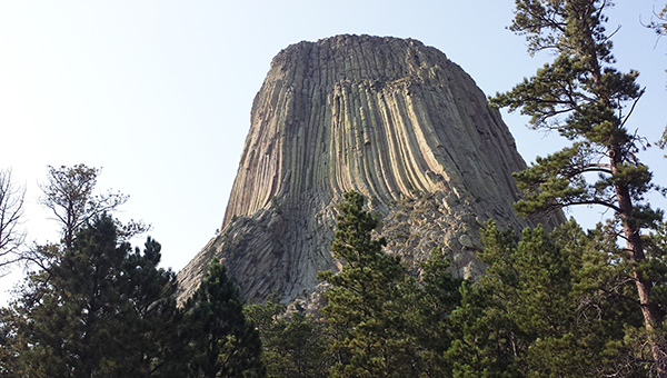 Sybil Broskoff took this photo at Devil's Tower National Monument in northeast Wyoming from the tower trail. To enter the weekly photo contest, submit up to two photos with captions that you took by Thursday each week. Send them to colleen.harrison@albertleatribune.com, mail them in or drop off a print at the Tribune office. The winner is printed in the Albert Lea Tribune and albertleatribune.com each Sunday. If you have questions, call Colleen Harrison at 379-3436. — Provided