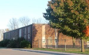 Plans at Albert Lea's Riverland Community College campus call for the demolition of this building. - Sarah Stultz/Albert Lea Tribune
