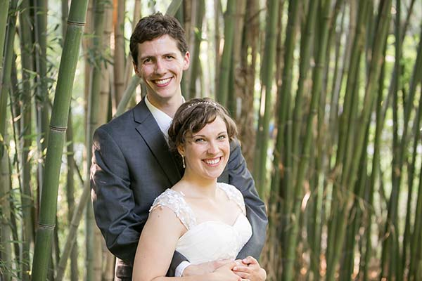 Meghan Meloy and Scott Ness