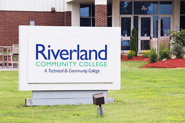 Riverland Community College officials are asking the state for $7.43 million for renovations and an addition to the college. If the state awards the college the funding, construction will begin next fall. - Sarah Stultz/Albert Lea Tribune