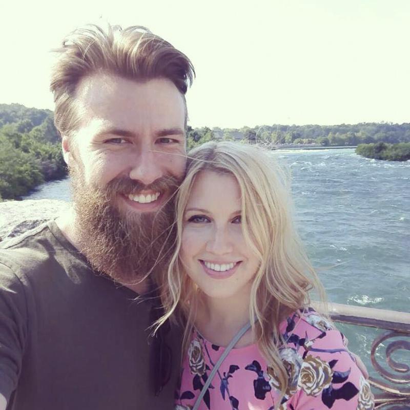 Stephanie Allen and Brandon French