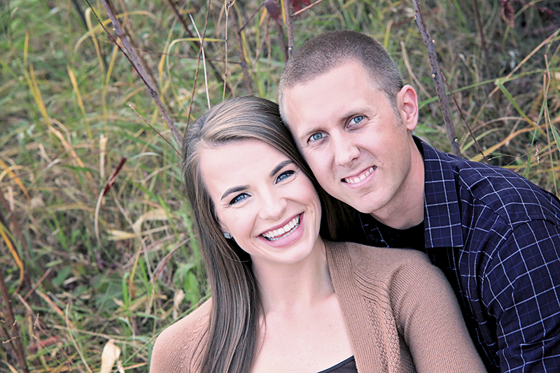 Nick Golbuff and Emily Peterson