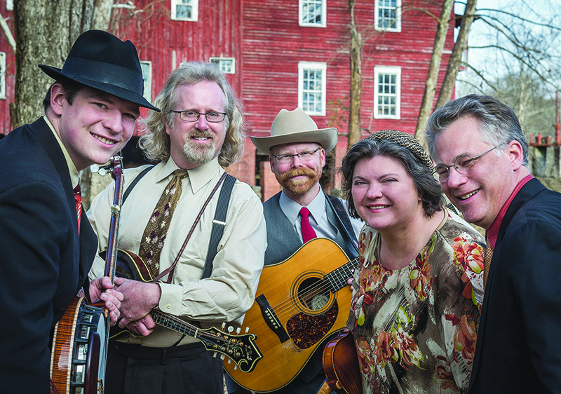 Monroe Crossing — which showcases a blend of classic bluegrass, bluegrass gospel and heartfelt originals — will perform Friday at Marion Ross Performing Arts Center. - Provided