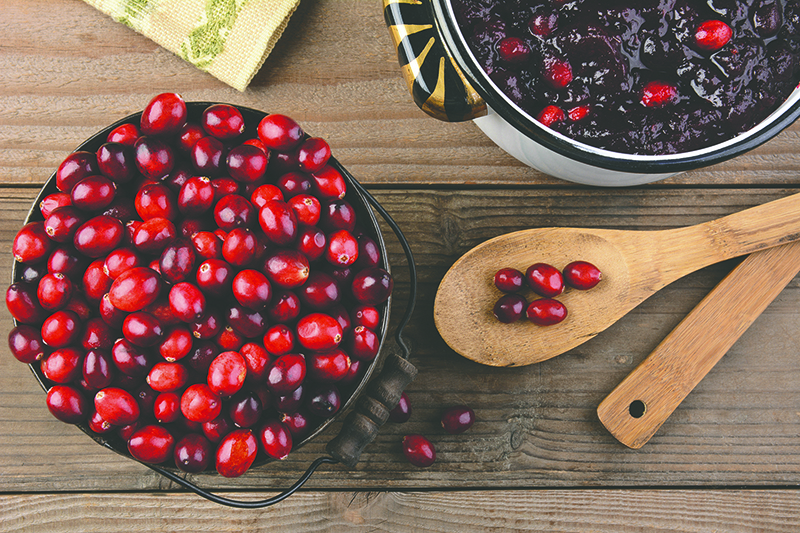 Cranberry Sauce With a Twist
