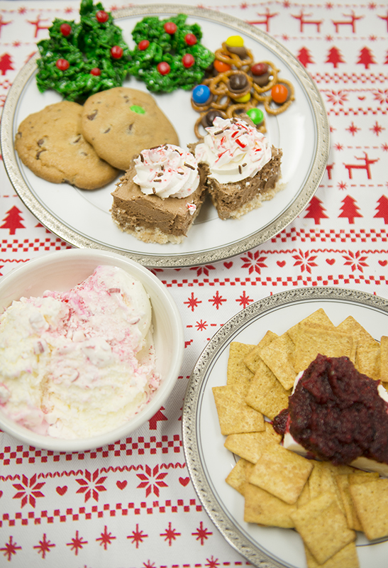 Some of the Tribune staff tried out some fun, festive recipes for this holiday season. — Colleen Harrison/Albert Lea Tribune