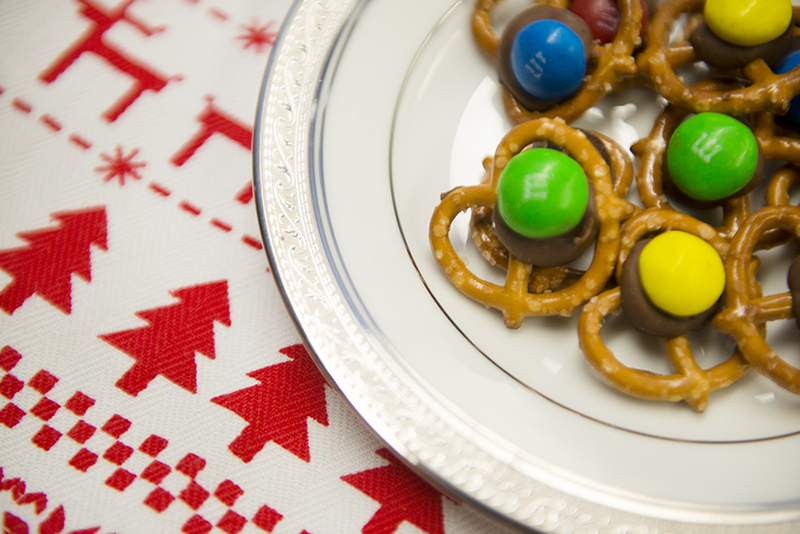 Chocolate Holiday Pretzels by Sam Wilmes. Colleen Harrison/Albert Lea Tribune
