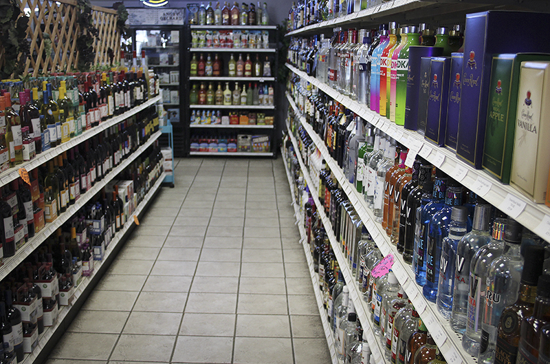 The bill that the Minnesota Senate passed would allow liquor stores to open on Sundays beginning in July. - Colleen Harrison/Albert Lea Tribune